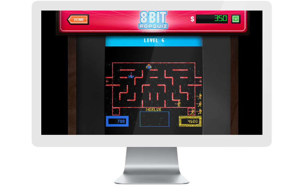 Play 6 Bit Pop Quiz Game on Facebook from your computer